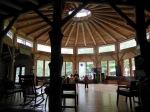 council hall inside