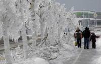 ice storm slovenia