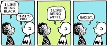 racism peanuts